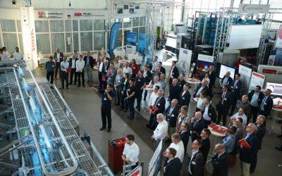 Veranstaltung »Digitalisierung in Produktion und Logistik« ein voller Erfolg