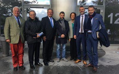 Vertreter der Bremer CDU-Fraktion zu Besuch bei der MR PlanFabrik