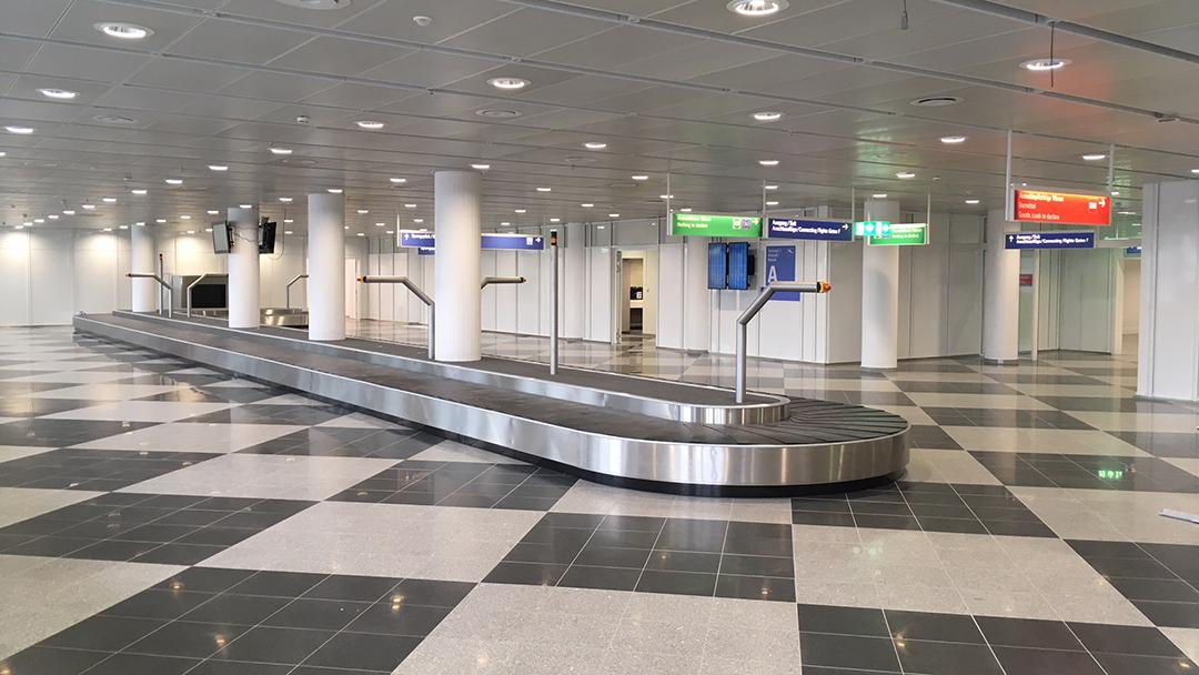 Der umgebaute Terminal 1 des Flughafens München geht in Betrieb!