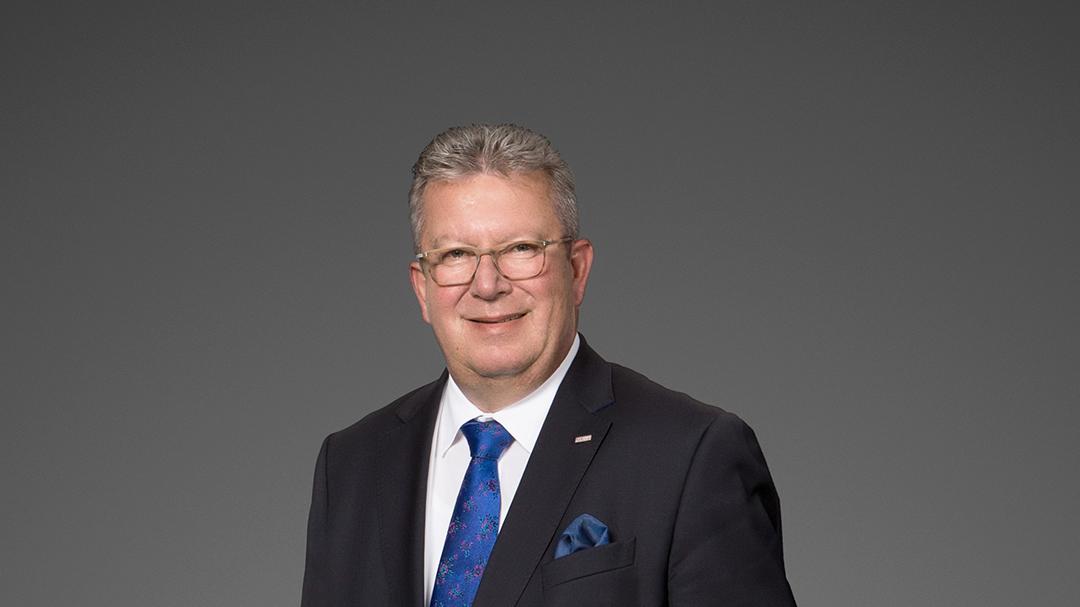 Claus R. Mayer ist neuer Viezepräsident des BWA
