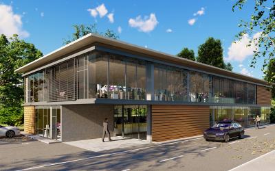 Modernes Entwicklungsgebäude für den Mittelstand – so kann es aussehen!