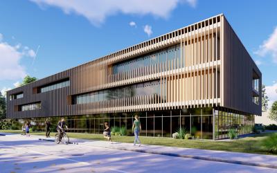 Konzept für Wohn- und Ärztehaus